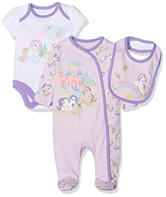 my little pony 3 piece set lilac up to one month manufacturer