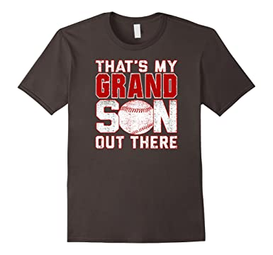 Lovely Amazon.com: That's My GRANDSON Out There Baseball Mimi Gigi Papa  SW31