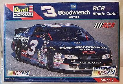Revell Monogram Dale Earnhardt Goodwrench Plus Monte Carlo Kit