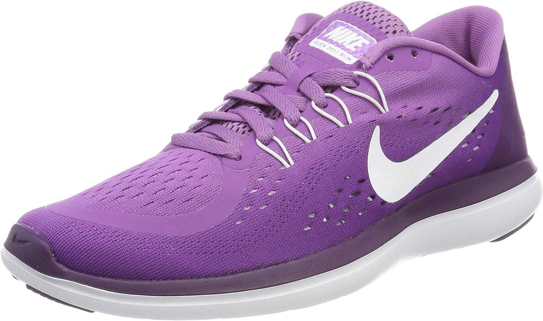 Nike Zapatillas De Running Wmns Flex 2017 RN, Deporte Unisex ...