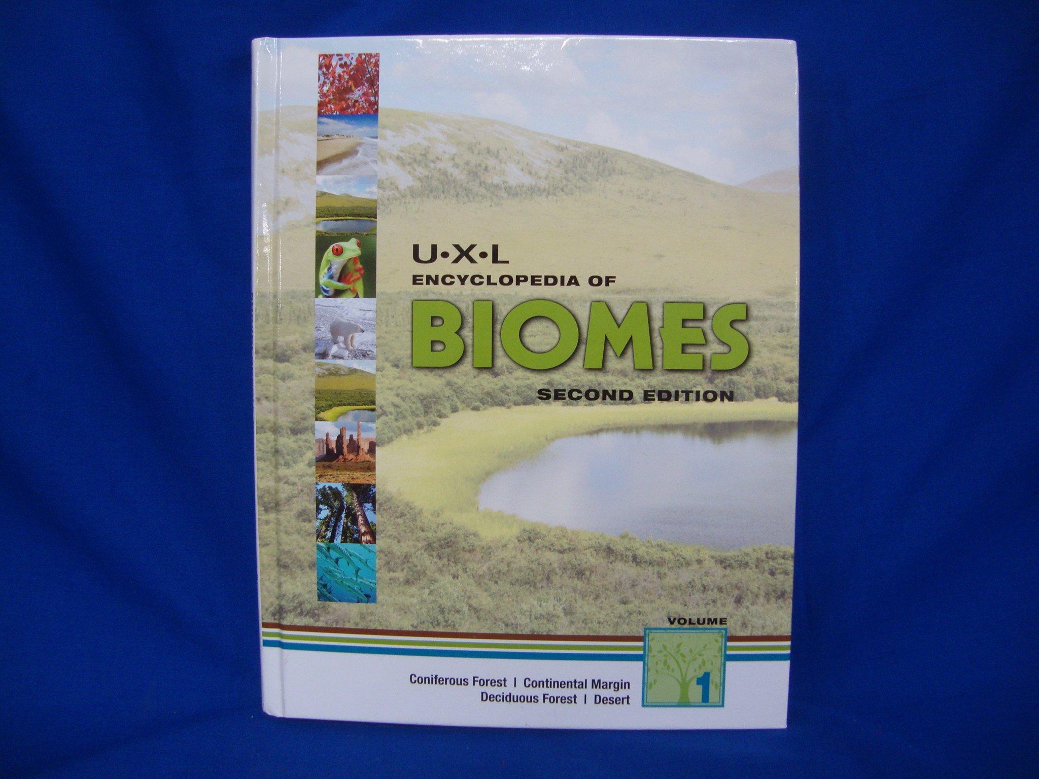 U-X-L Encyclopedia of Biomes, Second Edition, Volume 2