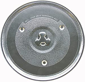 Oster Microwave Glass Turntable Plate/Tray 10 1/2""