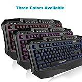 TeckNet Gaming Keyboard Gryphon LED Backlit