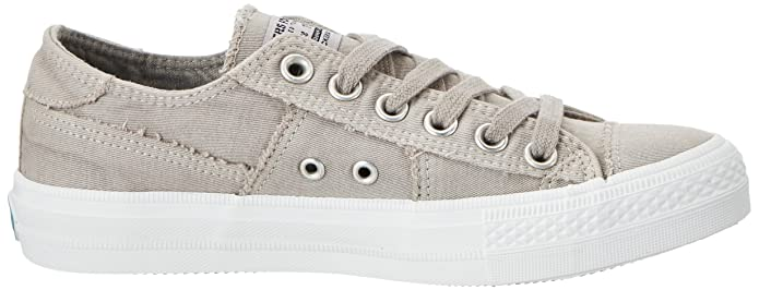 Womens 40th201-790210 Low-Top Sneakers, Grey (Light Ggrey 210), One Size Dockers by Gerli