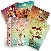 The Spirit Animal Oracle: A 68 tarjeta de cubierta y guía