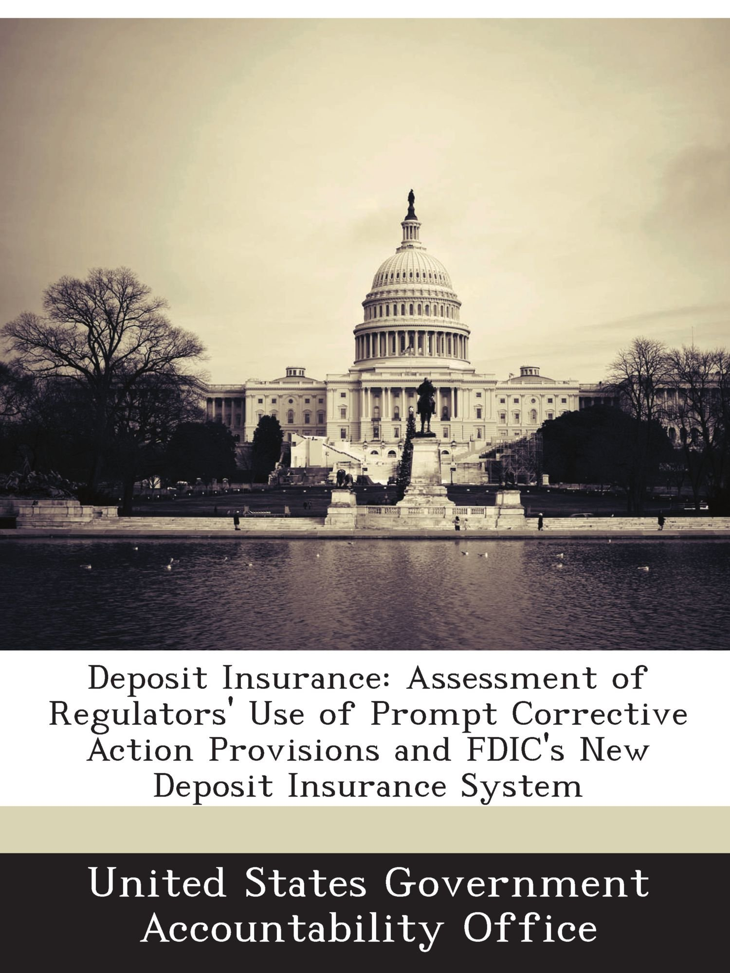 Deposit Insurance: Assessment of Regulators' Use of Prompt Corrective Action Provisions and FDIC's New Deposit Insurance System pdf