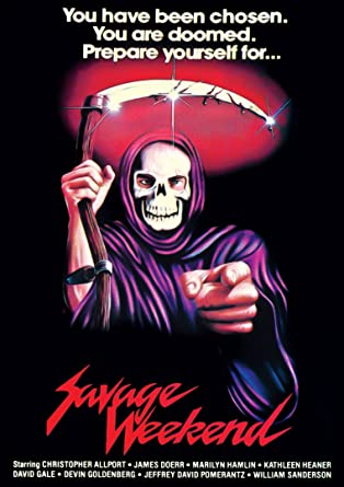Savage Weekend / El Asesino Tras la Máscara (1979) [HDRip Castellano]