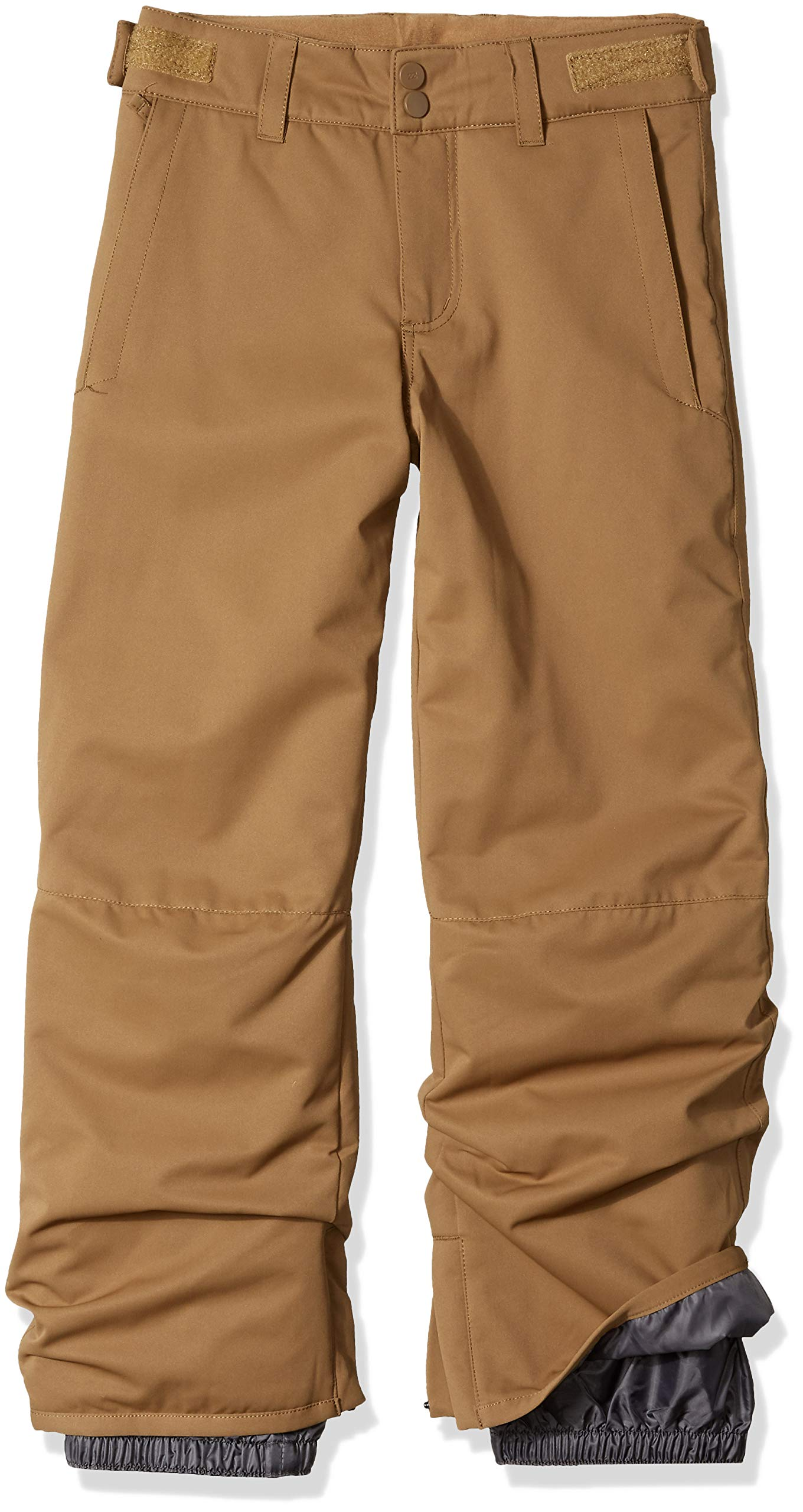 Billabong Boys' Grom Outerwear Pants Camel X-Large