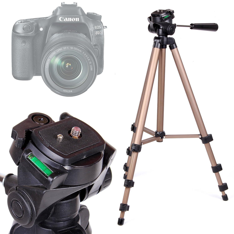 Tripode, monopodes, y pértiga/Selfie Stick para Canon EOS 80d y ...