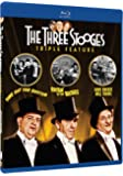 Three Stooges Collection - Volume One - Triple Feature - Blu-ray (Time Out for Rhythm, Rockin' in the Rockies and Have…