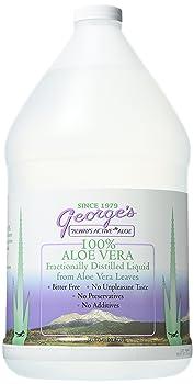George's 128-ounce Aloe Vera Juice
