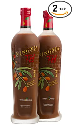 Amazon Com Young Living Ningxia New Formula Red 2 Bottles