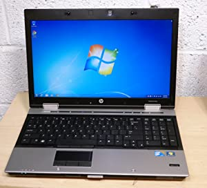 "HP Elitebook 8540p, Core i5 -520M- 2.4GHz, 4GB/320GB, 15.6"" HD+, Webcam, DVDRW, Bluetooth, Fingerprint Reader"
