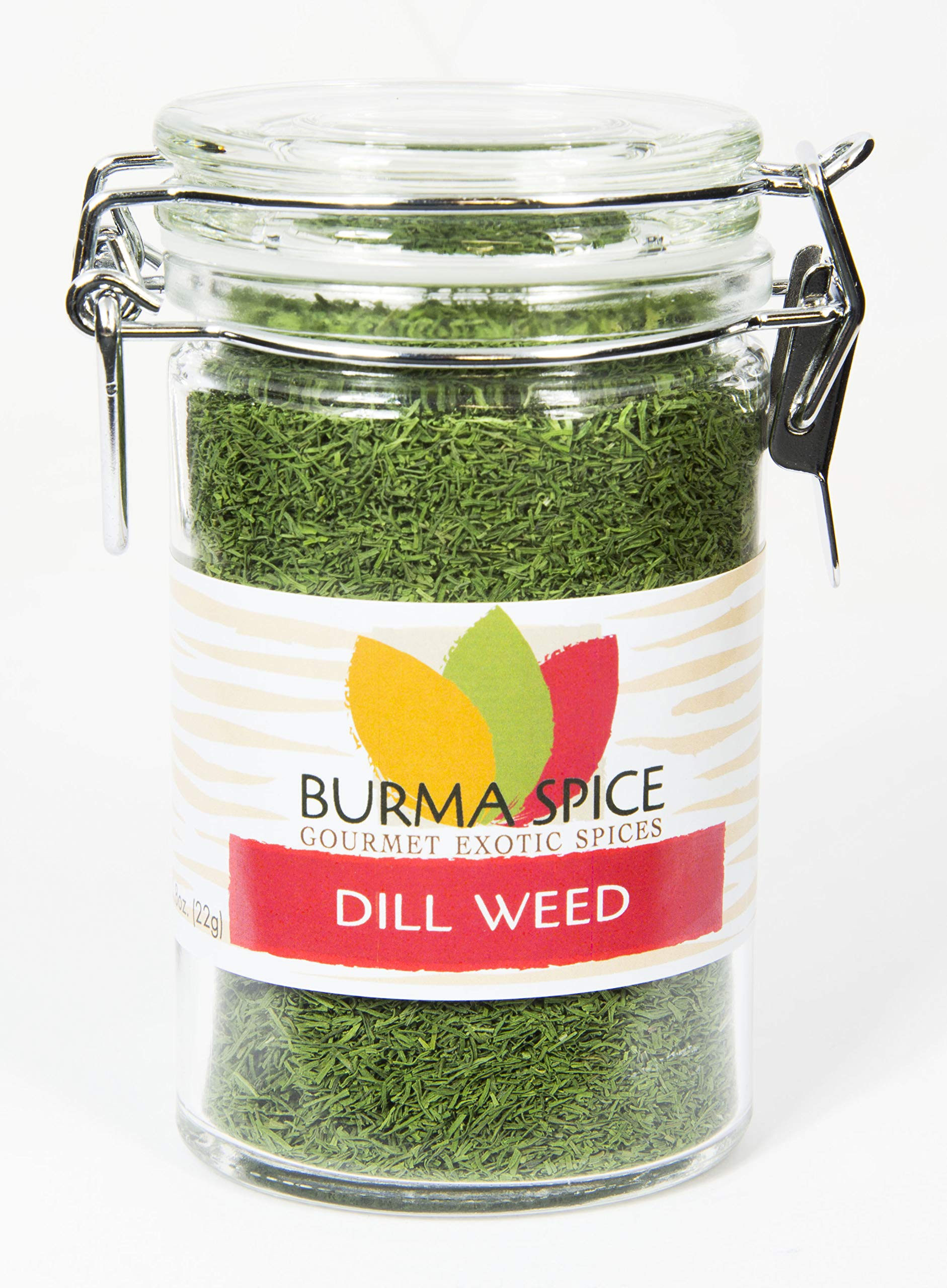Dill Weed : Dried Natural Herb Seasoning Spice : Kosher Certified (1oz.)