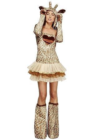 Smiffys Smiffys-22795S Disfraz Fever de Jirafa, con Vestido tutú ...
