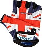Kiddimoto - GLV008 - Vélo et Véhicule pour Enfant - Paire de Gant Union Jack