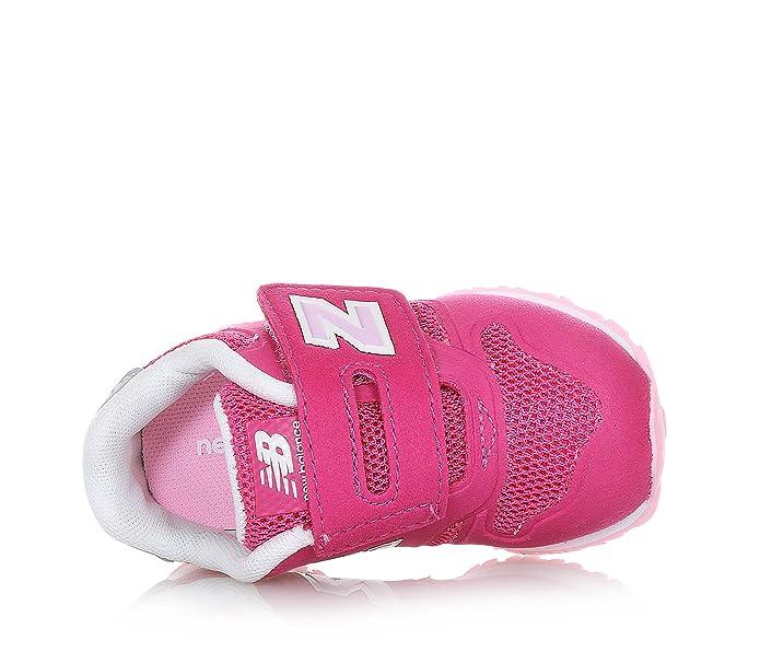 f34bb4f56 New Balance - Zapatillas de gimnasia para niña rosa Size  23