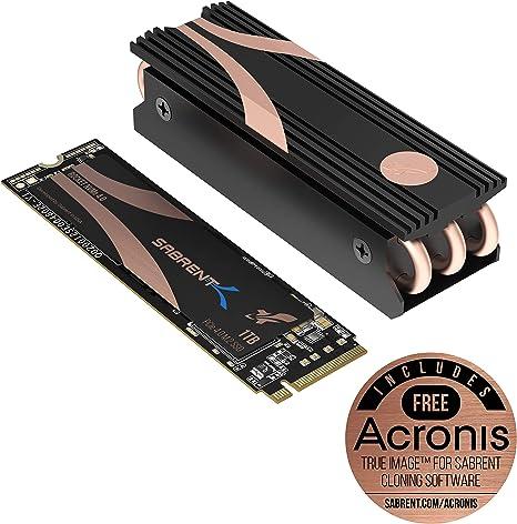 Sabrent 1TB Rocket Nvme PCIe 4.0 M.2 2280 Unidad de estado sólido ...