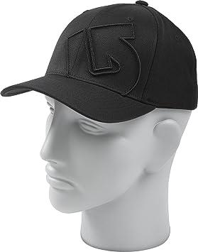 Burton Sldstyl Flexfit - Gorra de béisbol para hombre negro true black Talla:1SZ: Amazon.es: Deportes y aire libre