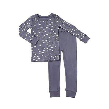 70d375bb12cd Amazon.com  Finn + Emma Organic Cotton Pajama Sleep Set for Baby Boy ...