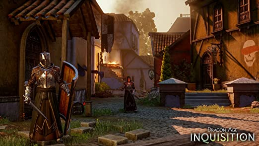 Dragon Age Inquisition [Importación Inglesa]: Amazon.es: Electrónica
