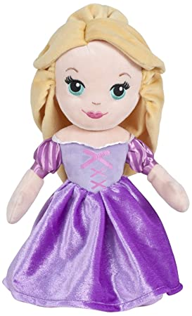 Famosa Softies - Peluche Rapunzel, 25 cm (Famosa 760014887)