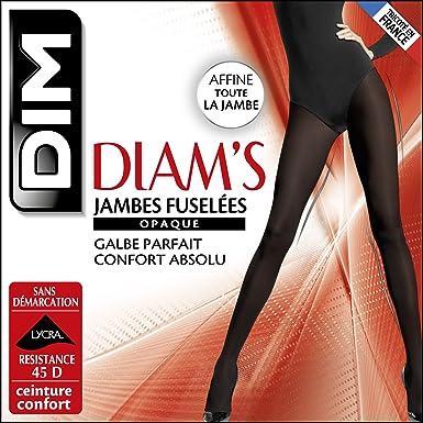 Dim Diam s Jambes Fuselées Opaque - Collants - Lot de 2 - 45 deniers -  Femme  Amazon.fr  Vêtements et accessoires 5e3a45621d1