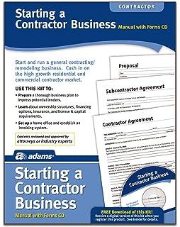 amazon com contractor s forms made e z