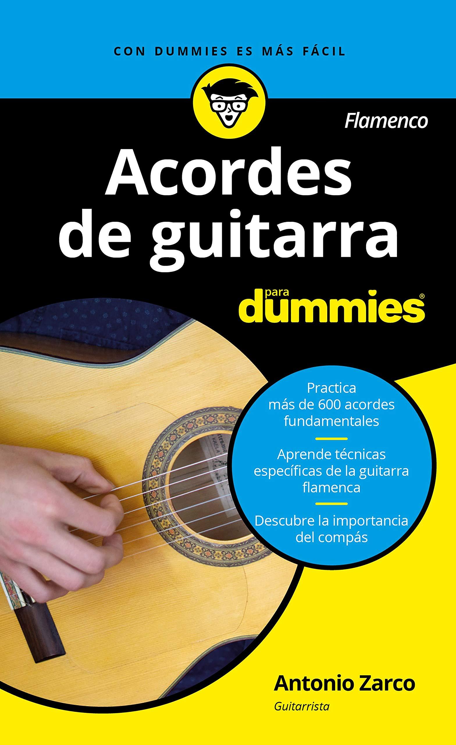 Acordes de guitarra flamenco para Dummies: 1: Amazon.es: Zarco ...