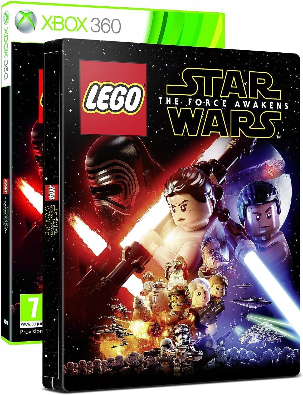 LEGO Star Wars: El Despertar De La Fuerza (Episodio 7) + Steelbook: Amazon.es: Videojuegos