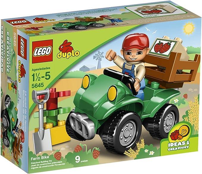 LEGO Farm Bike vehículo de Juguete - vehículos de Juguete ...
