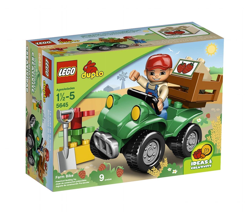 LEGO Duplo Legoville Farm Bike 5645 4567337
