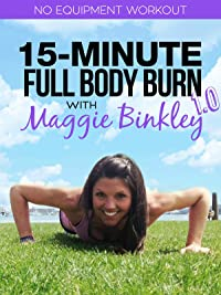 15 Minute Full Body Burn Workout product image