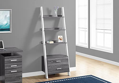 Cheap Monarch Specialties I Bookcase modern bookcase for sale
