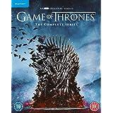 Game of Thrones: The Complete Series [Blu-ray] - REGION FREE - [2019] Seasons 1-8