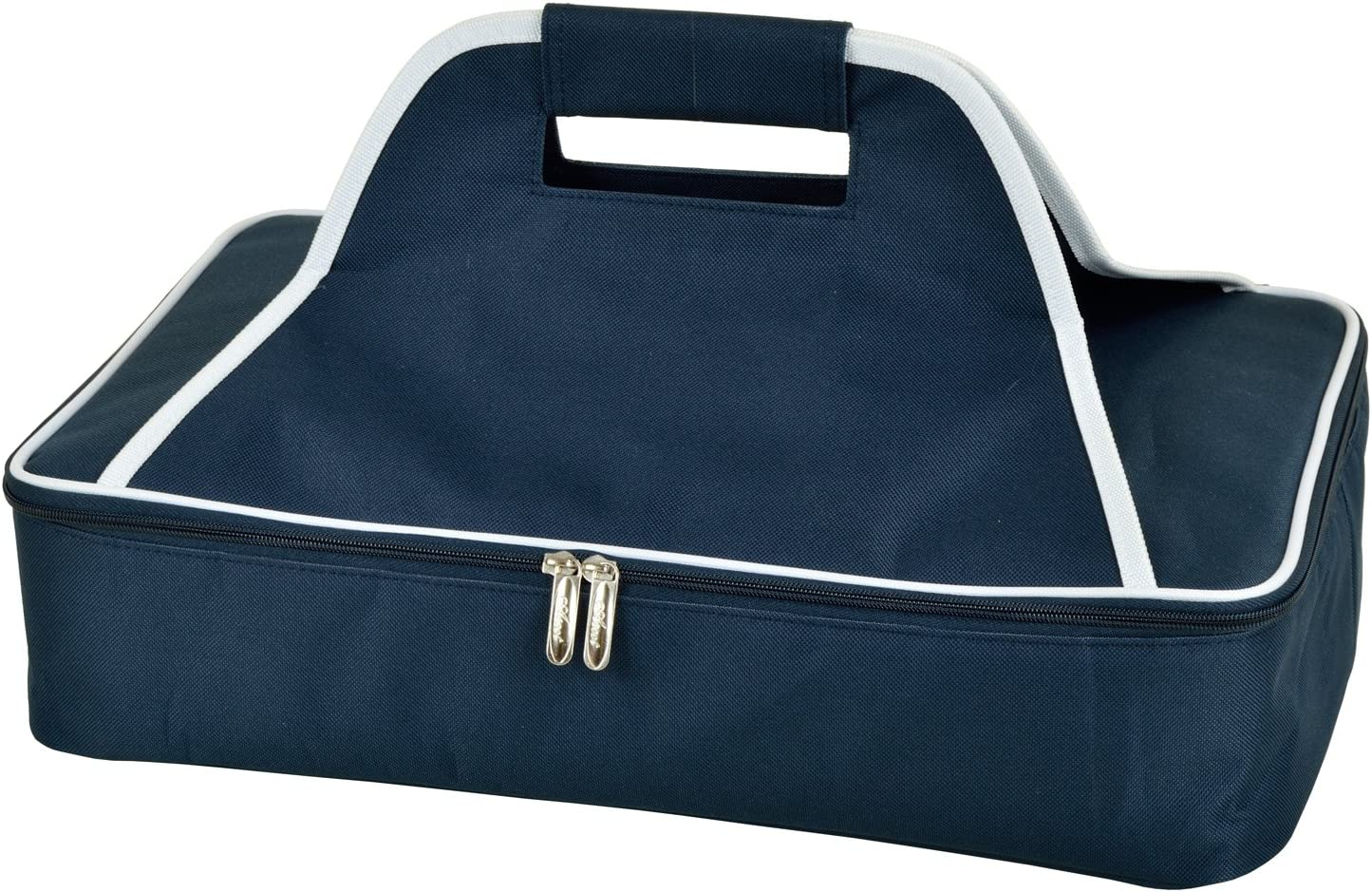 Picnic at Ascot Original Insulated Thermal Food & Casserole Carrier- keeps Food Hot or Cold- Fits 15