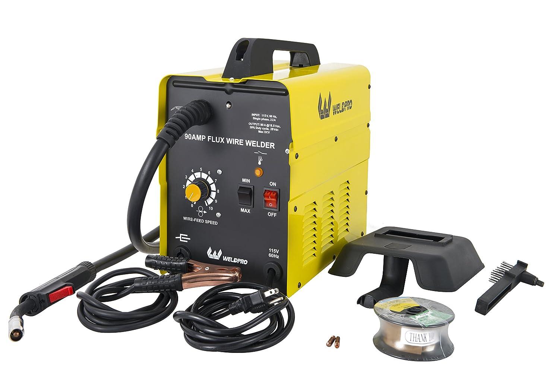 90 Amp Flux Wire Welder Wiring A