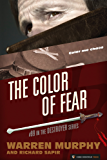 The Color of Fear (The Destroyer Book 99)