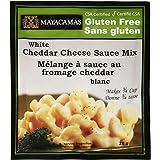 MAYACAMAS Gluten Free White Cheddar Cheese Sauce Mix, 28g