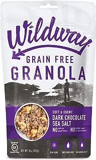 product image for Wildway Vegan, Gluten-free, Grain-free Granola - Dark Chocolate Sea Salt - 8oz