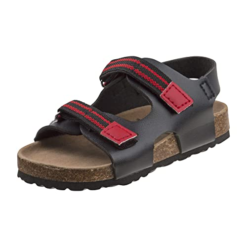 Rugged Bear Boys Cork Sandals (Toddler)