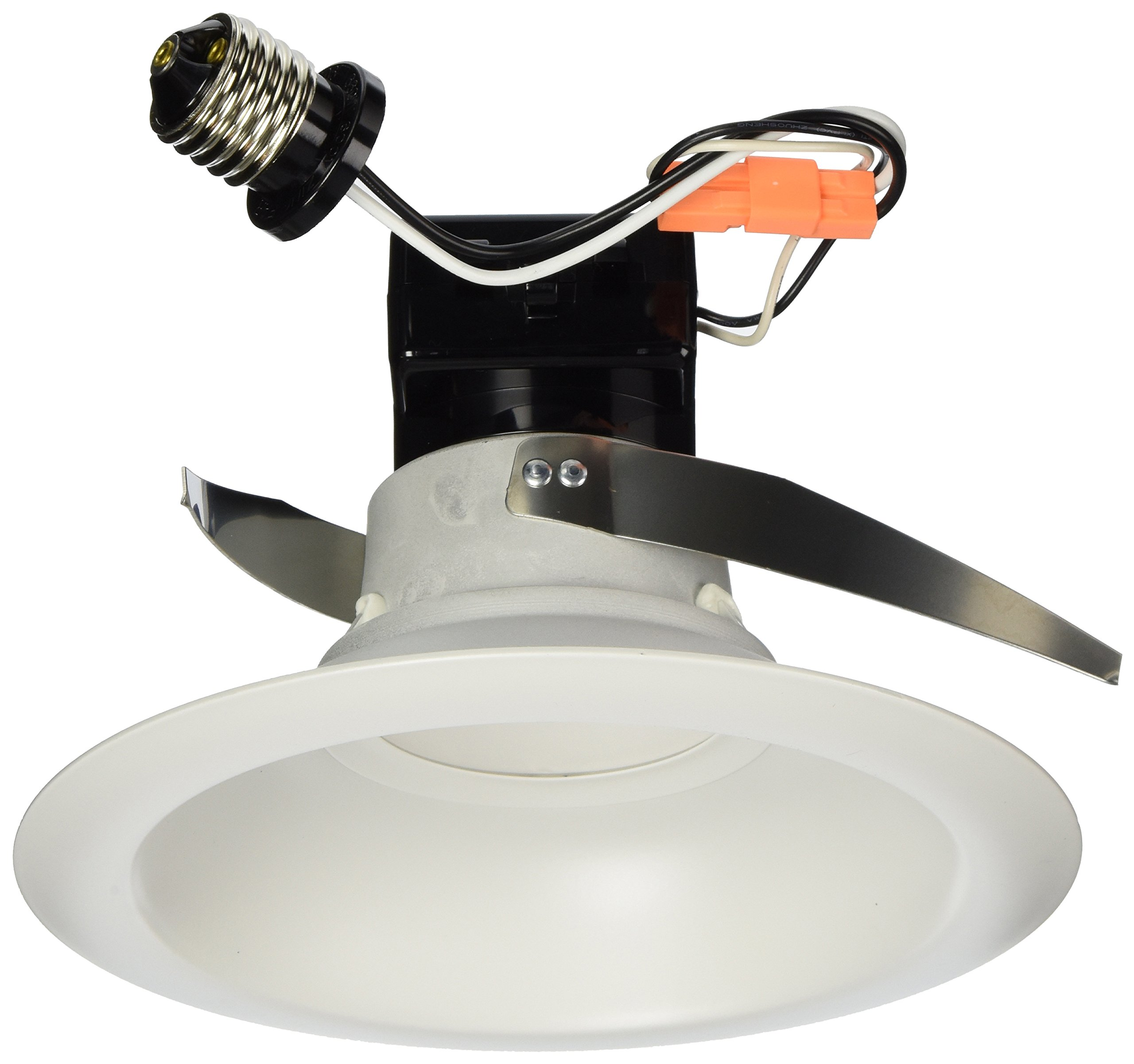 Hubbell-Prescolite LB6LEDA10L30K WH LiteBox Commercial LED Retrofit Downlight by Hubbell