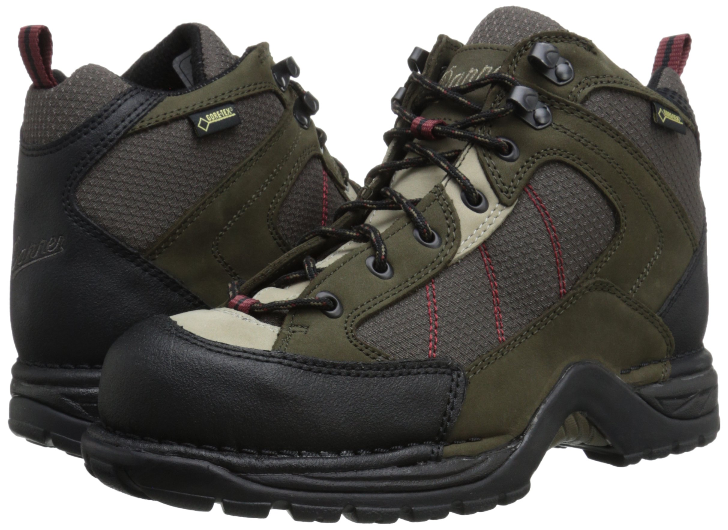 Danner Men S Radical 452 Gtx Outdoor Boot Dark Bro
