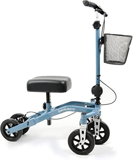 Amazon.com: Swivelmate, andador de rodilla con cesta ...
