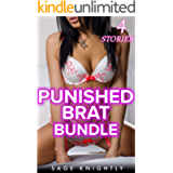 Punished Brat Bundle: Naughty Brats Used and Humiliated by Older Men