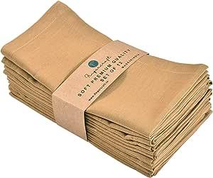 NK00005726 Dinner Cloth Azeeda Nutcracker Cotton Napkin