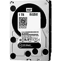 WD Black Disque dur interne (Bulk) Desktop Performance, 64 MB Cache, 1 To 3,5 pouces SATA 7200 RPM