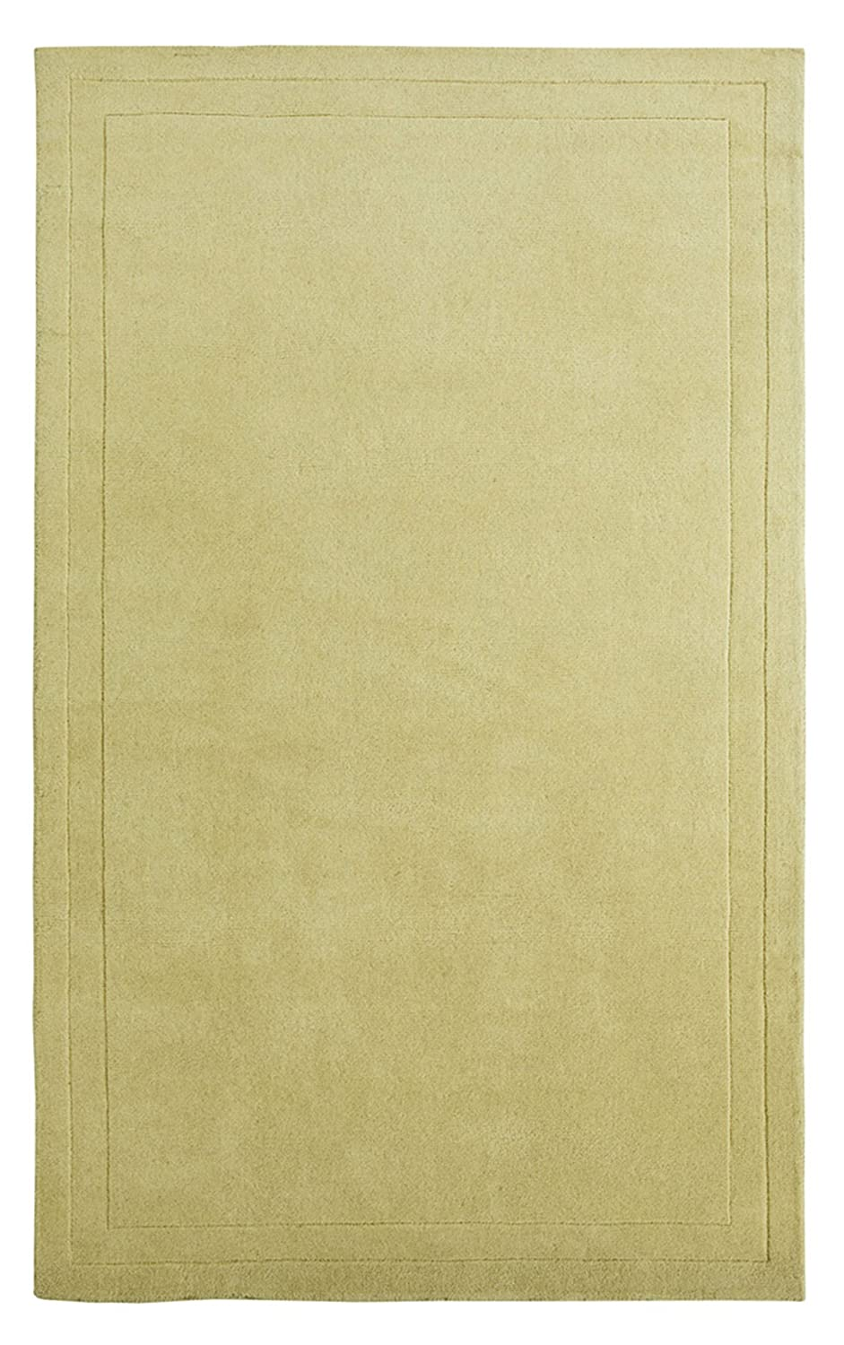 Off White CR6093 Jovi Home Carved Hand Made Rug 2-Foot by 8-Foot