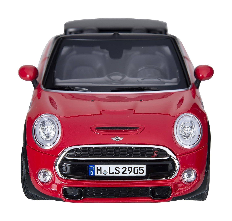mod/èle voiture miniature 1 F57 Original Mini Cooper S Cabrio 18/Chili Red