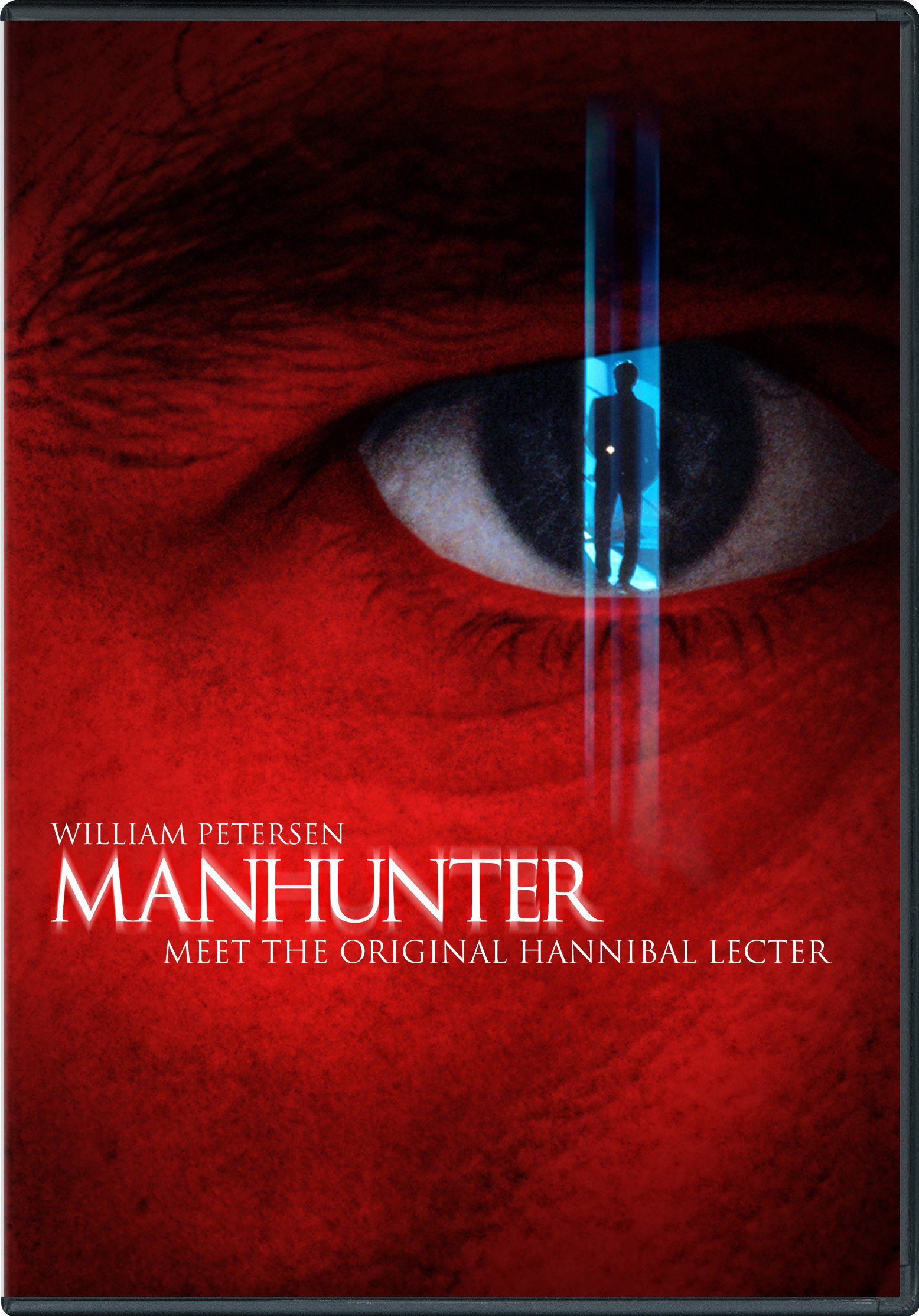 DVD : Manhunter (Widescreen, Repackaged, Sensormatic)